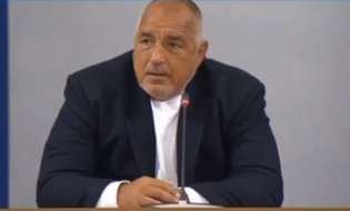 Бойко Борисов ще води листите на ГЕРБ в Пловдив и София