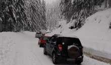 5 см е натрупаният априлски сняг на Пампорово