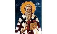 Почитаме светец, лечител на болните