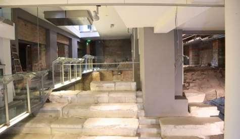 Източният сектор на Античния стадион на Филипопол на Главната отваря врати за посетители в Световния ден на туризма